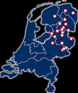 map-nederland-stippen-bosscher